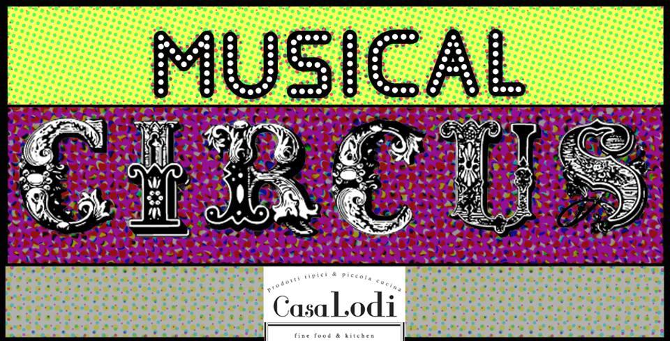 Logo Musical Cirkus