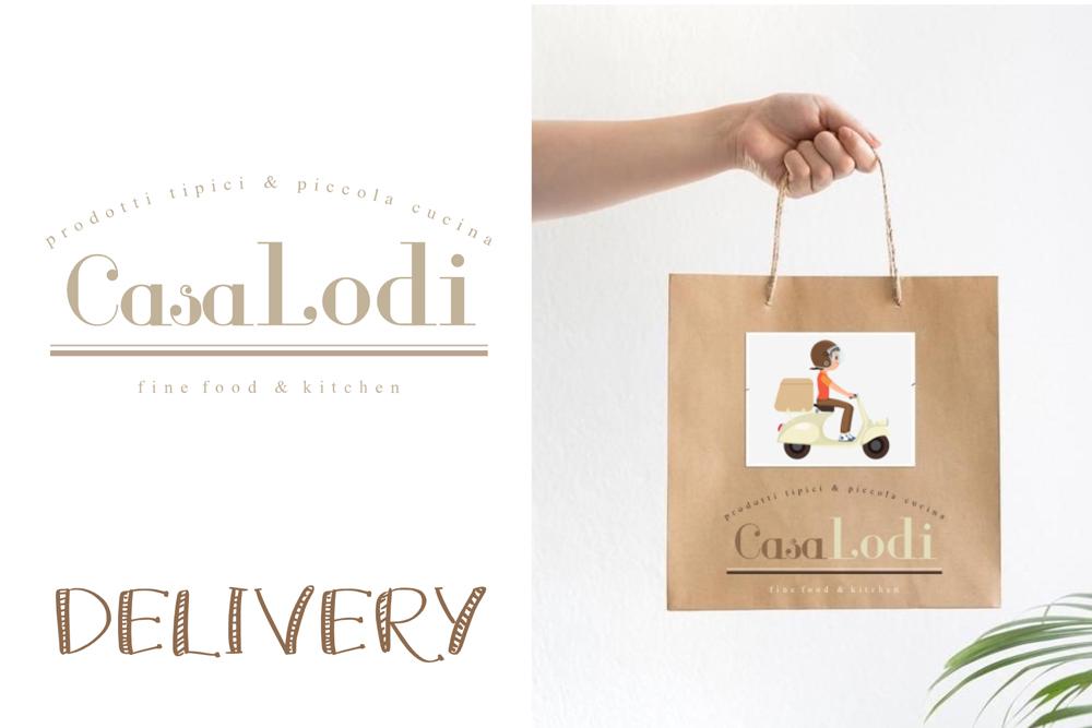 Casa Lodi - Servizio Delivery